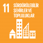 Hedef 11: Sürdürülebilir Şehirler ve Topluluklar